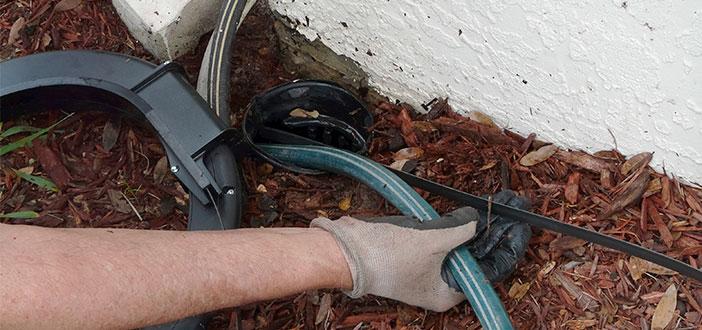 Opgravningsfri kloak reparation