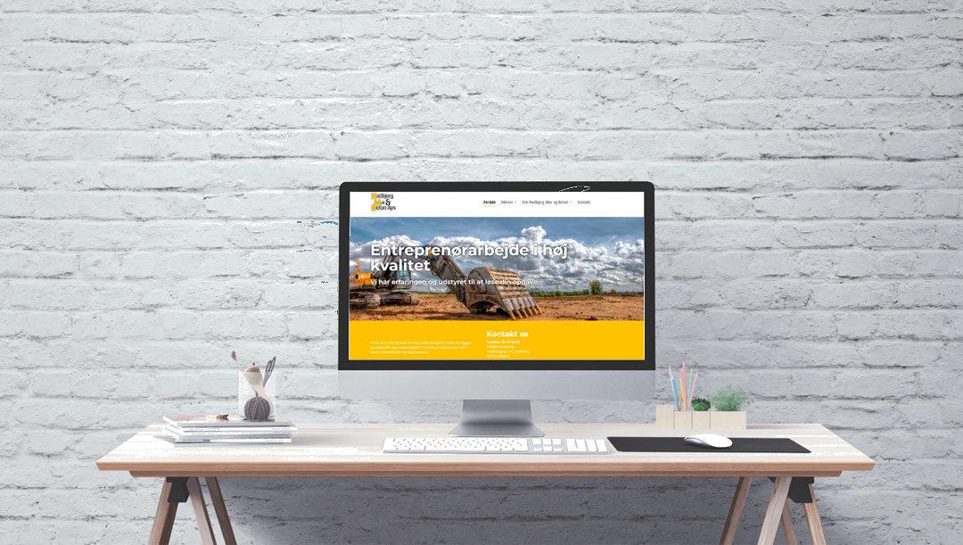 Velkommen til vores nye hjemmeside!